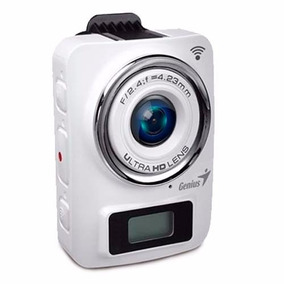 Genius Camara Video Life-shot Fhd300 Go Cam Contra Agua Wifi