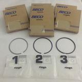 Anillos De Motor Std Iveco Tector Y Vertis Original Beco