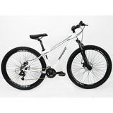 Bicicleta 29 Mosso Odyssey Shimano 21v Bco/pto (quadro 17)