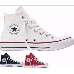 Tênis All Star Converse Cano Alto.