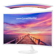 Monitor Curvo Samsung 32 PuLG F391 Hdmi Display Port 1080 P