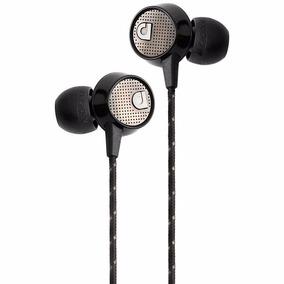 Audìfonos Audiofly Af56 Edison Black Con Mic Cable Uso Rudo