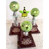 Trofeos Futbol Cristal
