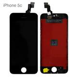 Tela Completa Lcd Apple Iphone 5c A1507 + Aro Frame Original