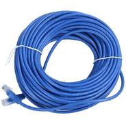 Cable De Red Armado 20m Cat 6 / 20 Metros Categoria 6