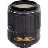 Lente Nikon Nikkor 55 200mm Ed Vr Ii 2 Nuevo Modelo Factura