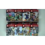 Coleção Completa Com 8 Bonecos Lego Avengers Era De Ultron