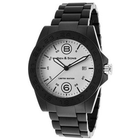 Reloj Ben & Sons 10002-bb-22 Negro