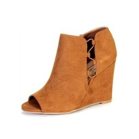 Zapatos Para Damas Tipo Botin Marca Bamboo Qupid