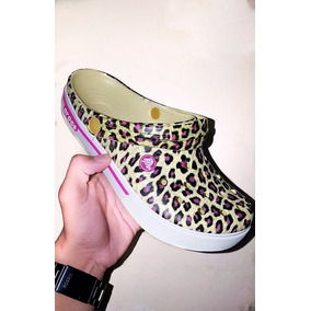 Crocs Animal Print Leopardo Y Cebra Models