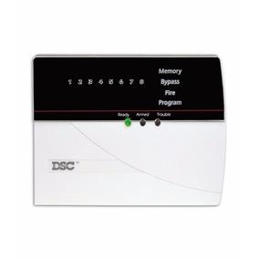 Dsc Alarma Pc5508 Usada Garantizada