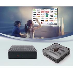 Smart Tv Nova Box Wifi Android Nbox-100 + De 200 Canais