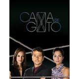 Dvd Novela Cama De Gato Completa Em 27 Dvds