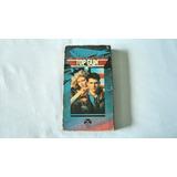 Top Gun Pelicula En Ingles Vhs 1987 Paramount Tom Cruise
