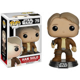 Funko Pop, Star Wars , Han Solo !! Funkzone