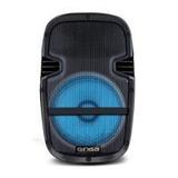 Bocina Bafle Amplificado 8 Pul Bluetooth Puerto Usb Spk-1538