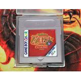 Zelda Oracle Of Seasons (idioma Ingles) Gameboy