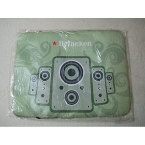Bolso Para Ipad O Computadora Portatil Hsta 13 Pulg Heineken