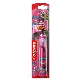 Escova De Dente Elétrica Infantil Personagens