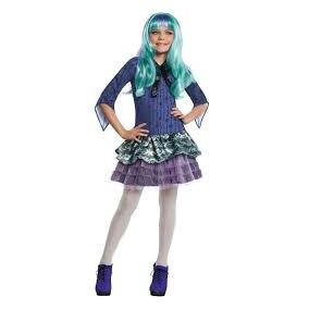 Disfraz Monster High Twyla Talla M (8-10)