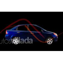 Chevrolet Aveo 2015 Autopartes Refacciones