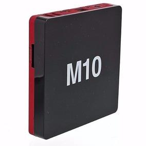 Tv Box M10 Gamer 4k Android 1gb Smart Desbloqueia Canais
