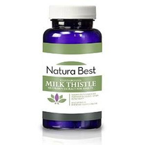 Naturabest Milk Thistle Extract 80% Estandarizados