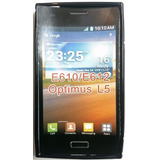 Forro Gel Lg L5 E610 / E612 Lg Optimus L5