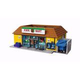 Simpson Tienda De Apu Kit De Kwik-e-mart Envío Gratis