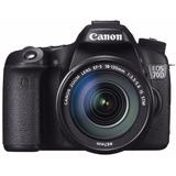 Camara Canon 70d Con Lente 18-135mm A Pedido 01 Dia