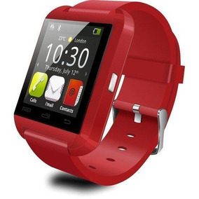 Reloj Smart Watch U8 Con Pantalla Touchscreen Android Y Ios