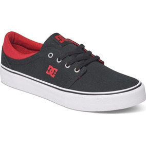 Tenis Hombre Trase Tx Adys300126 Gn2 Dc Shoes Negro