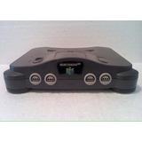 Consola Sola Nintendo 64 + Cable A V + Joystick Nuevo Compat