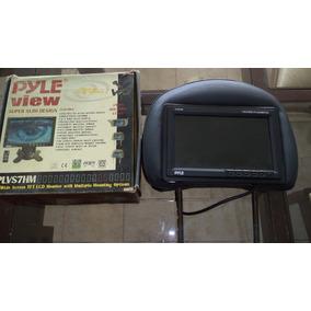 Pantalla Monitor 7 Pyle Con Apolla Cabeza