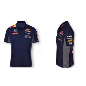 Camisa Camiseta Polo Red Bull Pepe Jeans Lançamento + Sedex ... a99a2be7c08