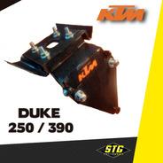 Portapatentes Fender Rebatible Stg  Ktm Duke 250/390
