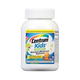 Vitaminas Centrum Para Niños Y Niñas