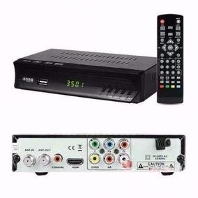 Aparelho + Antena Para Tv Tubo Lcd Led Pegar Canais Abertos