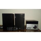 Equipo De Sonido Sony .imecable .usb Cd Radio Control