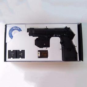 Pistola Arma Topgun 3 Wireless Light Gun Mame Guncon Xbox Ps