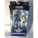 Marvel Legends Mujer Invisible Sue Storm Y Herbie