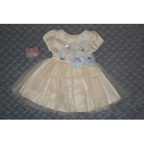Vestido Infantil Menina Festa Estilo Lindo Pronta Entrega