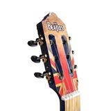 Kit Guitarra Estampada The Beatles Con Envio Gratis