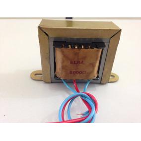 Transformador Saida Audio * Radio Valvulado * 6v6 El84 6l6