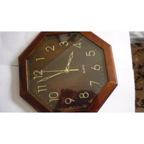 Reloj De Comedor Lleva Una Pila....nuevo