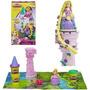 Torre Del Jardin Rapunzel Play Doh Castillo : A 7395 Hasbro