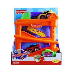 Fisher Price Pista Zig Zag Divertida T5773 - Mattelav