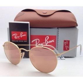 Ray Ban 3447 Rose De Sol - Óculos De Sol no Mercado Livre Brasil 7140acc23a