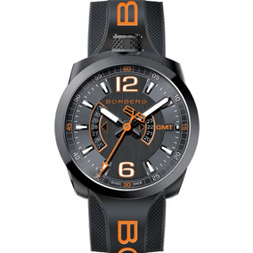 Bomberg Gmt Neon Orange Bolt-68 Disponible Bs426 Diego Vez