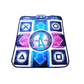 Tapete De Dança Playstation Ps2 Ps3 Xbox Wii 4 Em 1